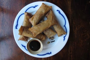 Perfect spring rolls by Felicity Cloake