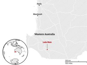 Map Of South Western Australia.Western Australia Earthquake South West Region Shaken By 5 6