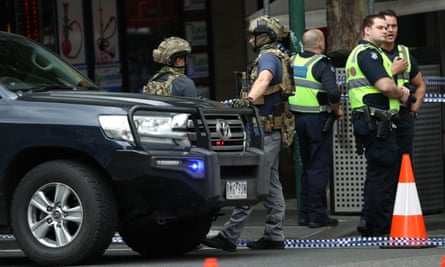 Melbourne Bourke Street attack: police have arrested a man after multiple stabbings in the city centre.