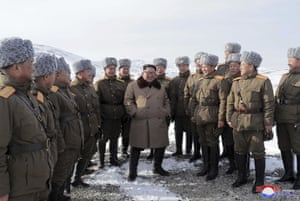 The negotiations remain stalled for months, with North Korea trying to win major sanctions relief and outside security assurances in return for partial denuclearization steps.