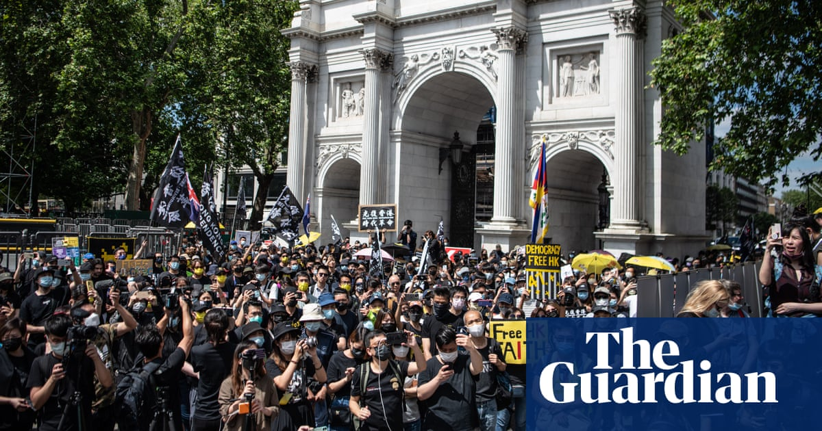 UK not doing enough to support those fleeing Hong Kong, advocacy group says
