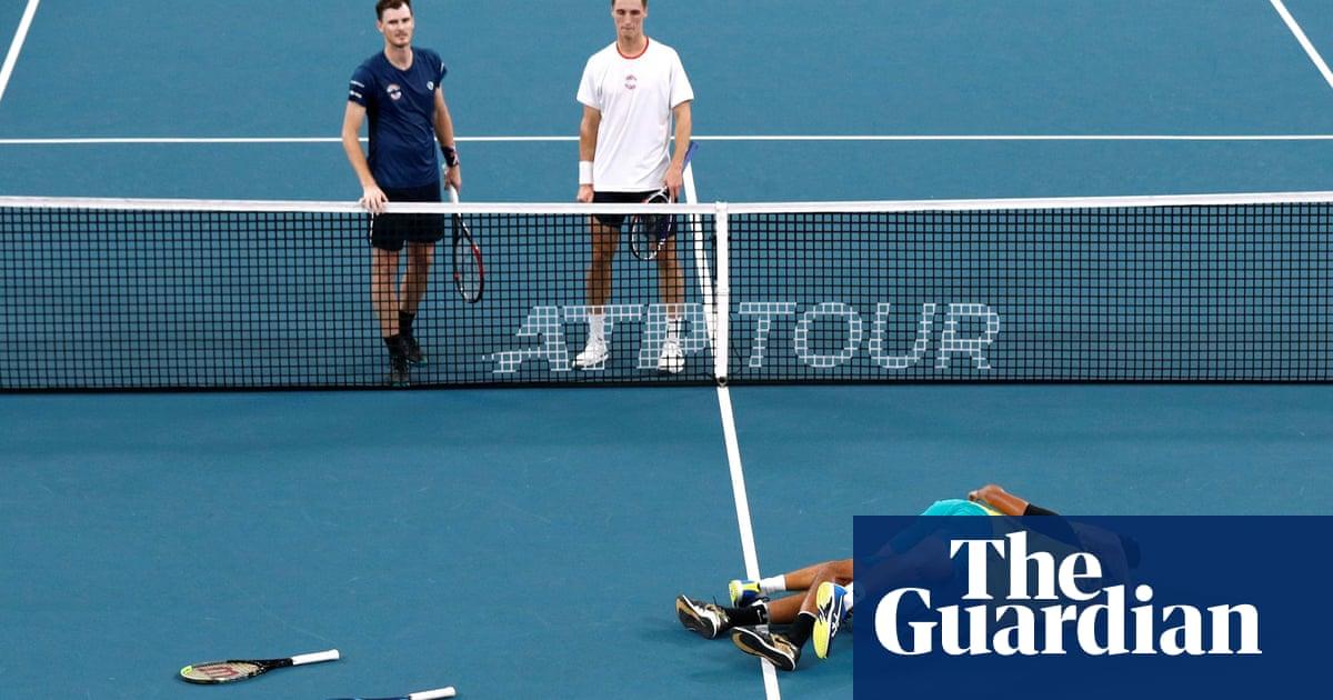 Australia edge Great Britain in ATP Cup quarter-final tie-break thriller
