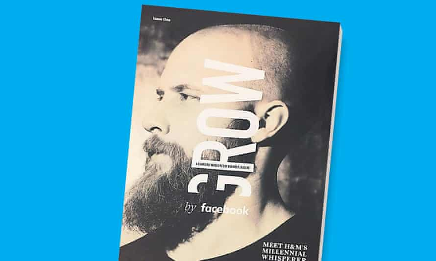 Grow by Facebook … not a magazine for men with beards.