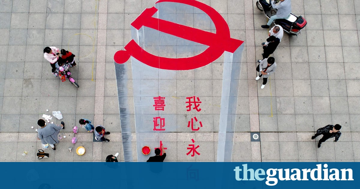China's Communist party congress – all you need to know