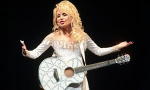 Dolly Parton has been touring in support of two new albums: Pure and Simple, scheduled for release on 26 August, and The Complete Trios compilation, due out 9 September.