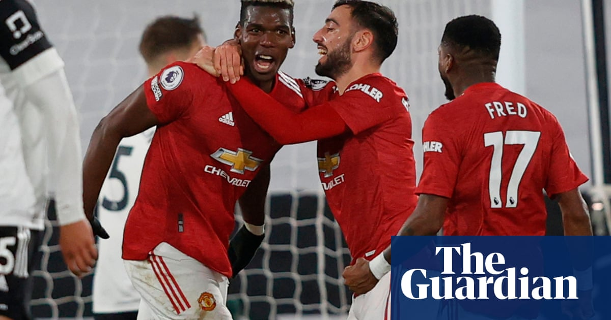 He can do everything: Solskjær praises Pogba after Manchester United win