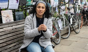 Cigdem Ulger said she would vote Labour 'even though Corbyn has made a mistake.'