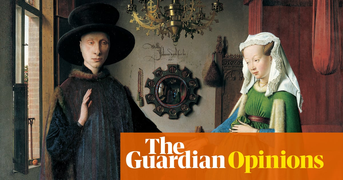 Why I Love The Arnolfini Portrait One Of Art Historys Greatest