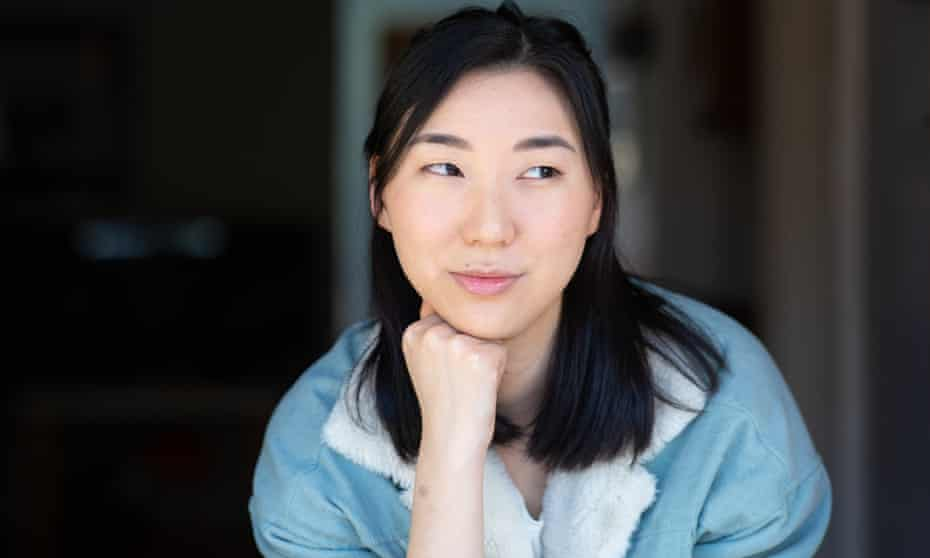 Jenny Tian, stand-up comedian and Australian state impersonator.