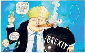 One-nation Conservatism, Boris Johnson-style.