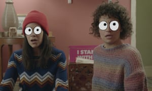 Yassss kweens ... Broad City.