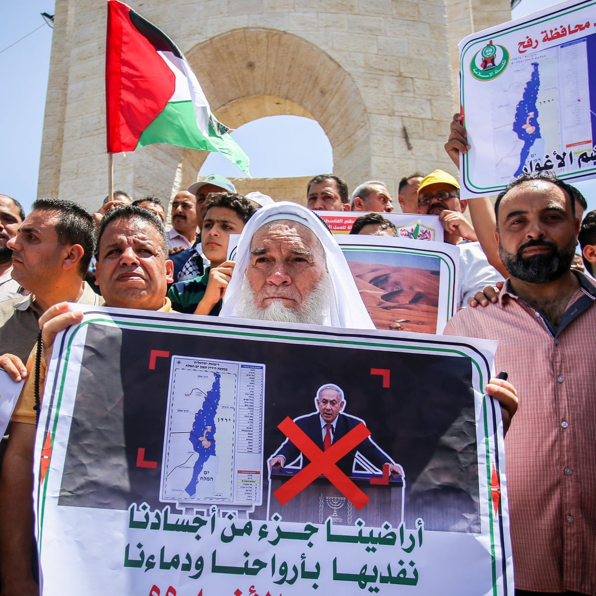 Israel's annexation of the West Bank will be yet another tragedy ...