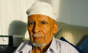 Omar Musa joined the British merchant navy in the 1950s, visiting 90 countries before settling in London