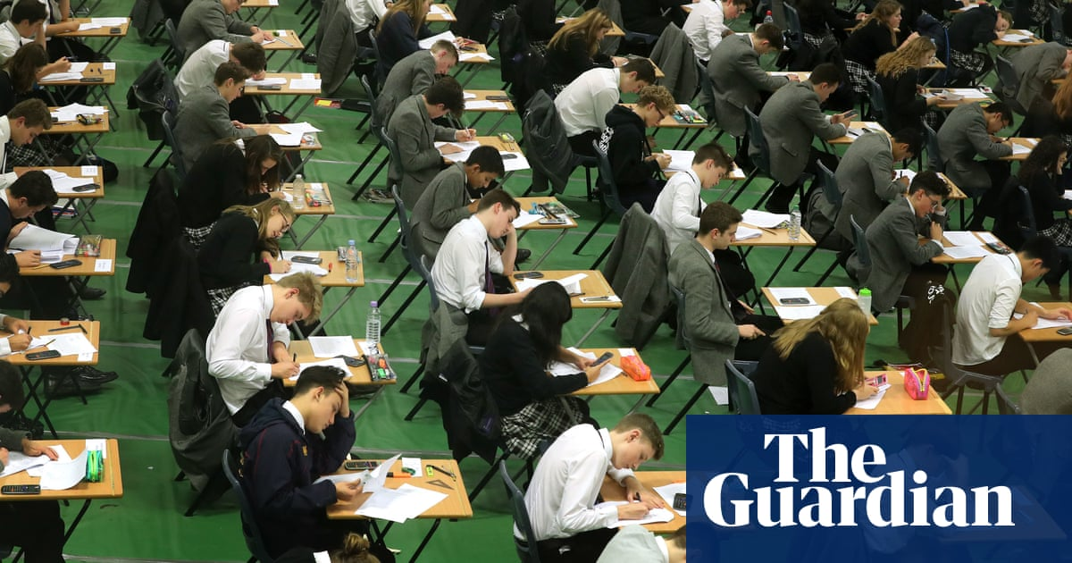 Two men arrested in A-level exam leak investigation