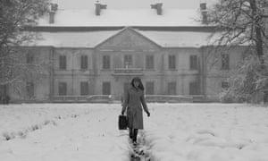 A scene from Ida, directed by Paweł Pawlikowski.