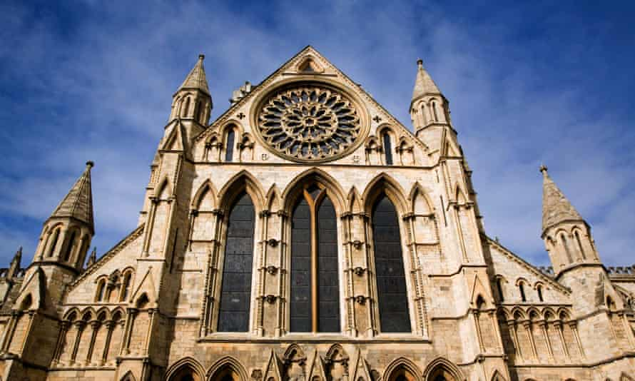 This Christmas York Minster's bells remained silent for the first time in 600 years.