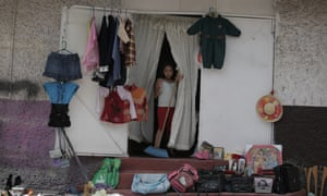 In the tightly packed streets of Iztapalapa, 39% of houses have just one bedroom.