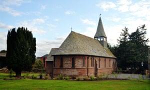 Old St John's Church, Gamblesby, Cumbria