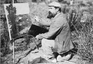 Étienne Terrus painting