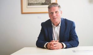 Keir Starmer has set out his pitch for the Labour leadership