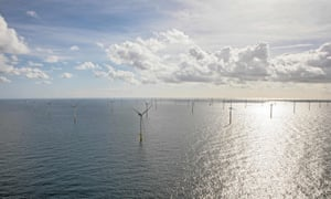 The Dutch government has committed to getting 14% of energy from renewables by 2020.