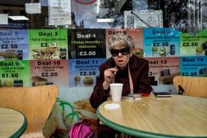 Craig Philip Szlatoszlavek, Bradford Cafe, West Yorkshire