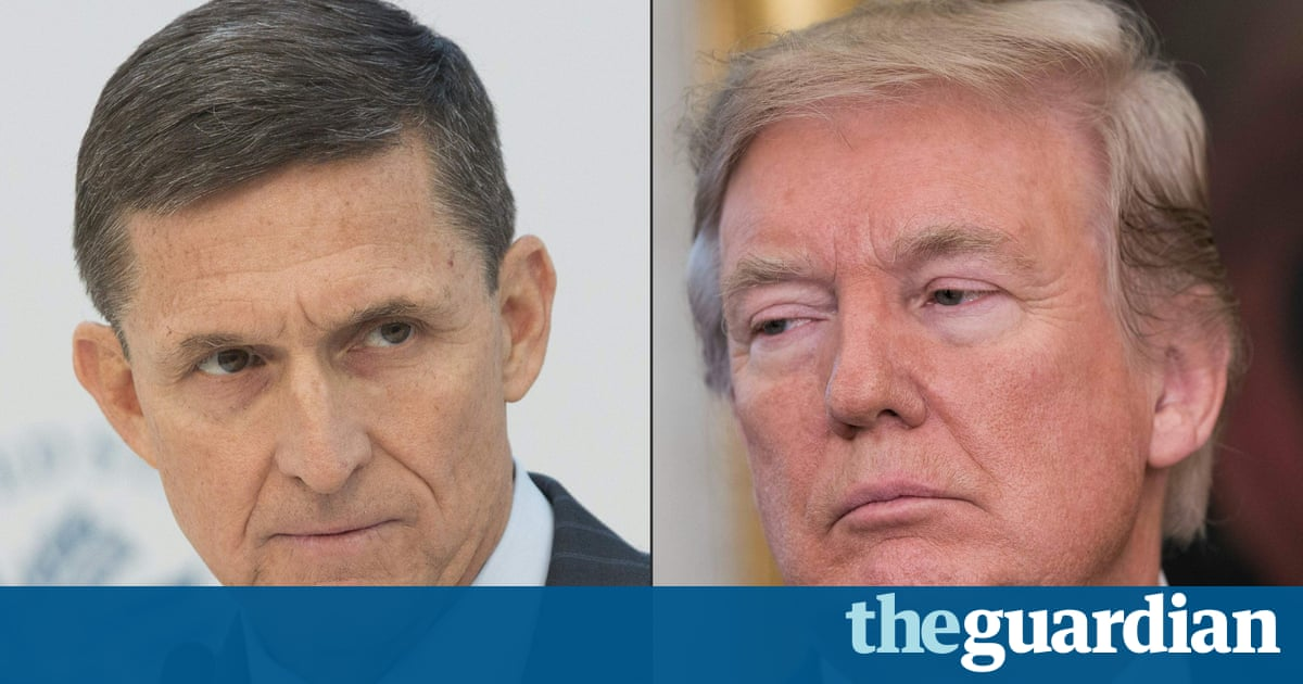 Michael Flynn breaks ties with Trump lawyers over Russia investigation – reports