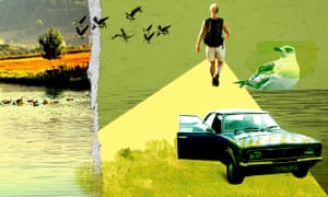 Nature Walk by Colette Bryce … 'loneliness and life spans, parked cars and rivers'