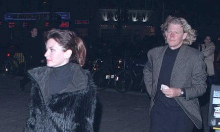 Twain And her ex-husband, Robert 'Mutt' Lange