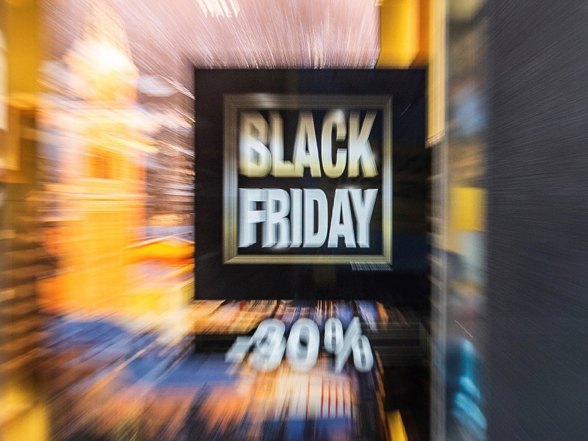 Black Friday 2019 Best Deals Bargains And The Latest News As It Happened Business The Guardian