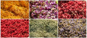 Iran has 8,000 medicinal plants, of which 2,000 grow exclusively inside the country.
