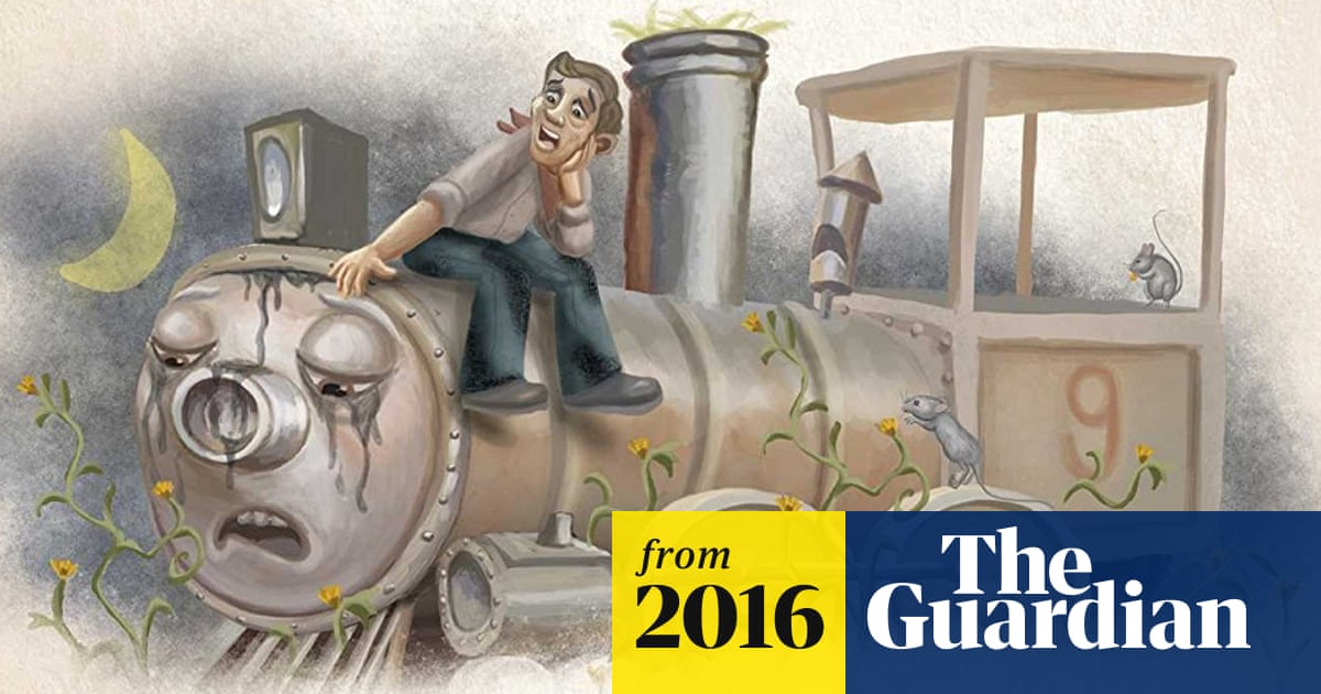 Stephen King pens children's picture book about train that