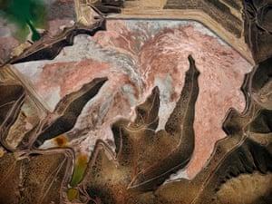 Morenci Mine #1, Clifton, Arizona, US, 2012