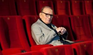 Still the master … Ennio Morricone