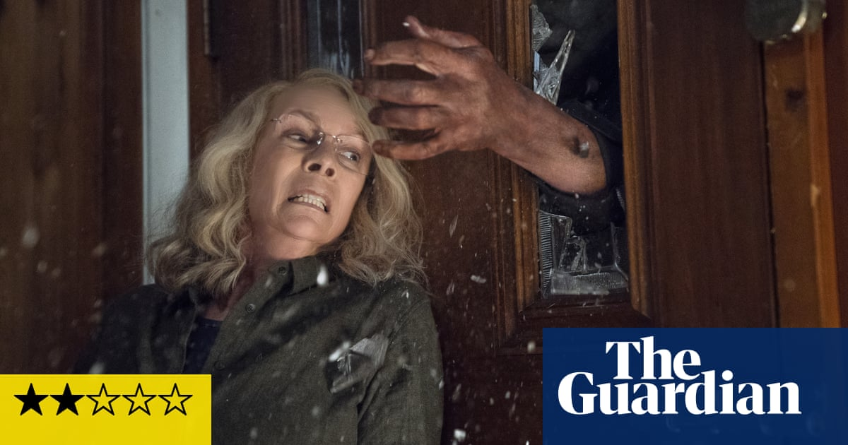 Halloween review – Jamie Lee Curtis is back! But this time