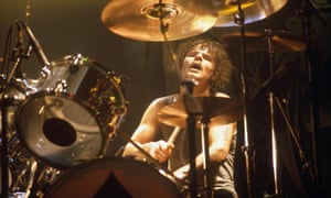 Phil Taylor gave a frenzied impetus to Motörhead's music by using a double kick-drum.