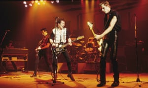 Clash of meaning? Joe Strummer and friends.