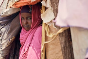 Somaliland13-year-old Rahma used the ShelterBox solar lights to study in the evening when it gets dark. Her favourite subject is English.