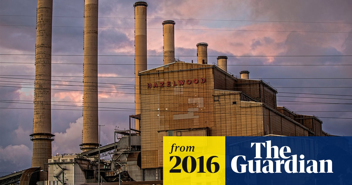 Australia's coal-fired power stations 'will need to shut at