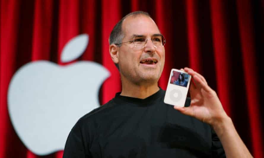 Steve Jobs, iPod