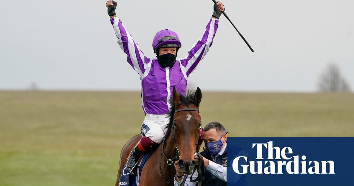 Frankie Dettori takes his 20th Classic with 1,000 Guineas win on Mother Earth