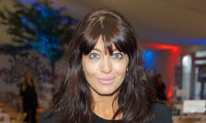 Claudia Winkleman, whose eight-year-old daughter was seriously burned as her witch's outfit caught fire last year.