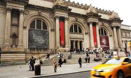New York's Metropolitan Museum of Art.