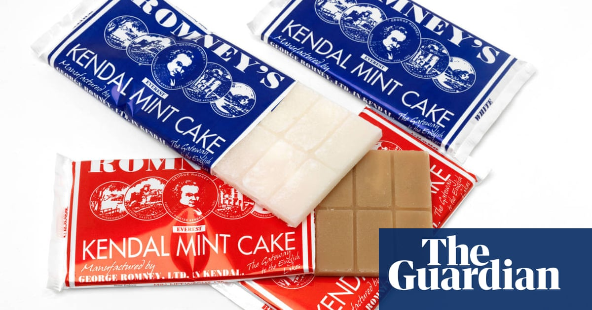 A Short And Sweet History Of Kendal Mint Cake Travel