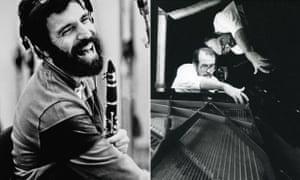Dream duo… Eddie Daniels and Roger Kellaway.