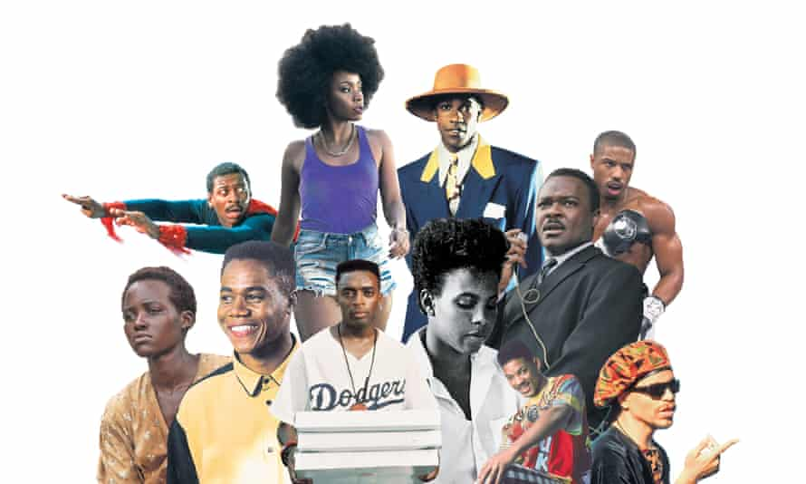 The fruit of that 90s creative flowering was a generation of African-American performers who gained real Hollywood power.