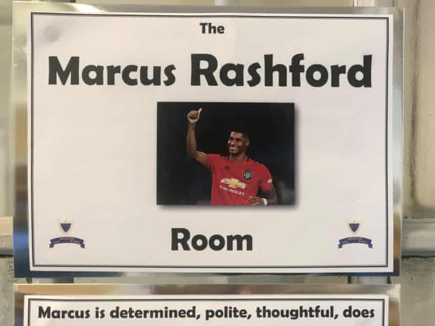 He Does Not Give Up How Marcus Rashford Became A Hero To School Kids Schools The Guardian He didn't think such a profession would lead him to find friendship (or possibly love). marcus rashford became a hero to school
