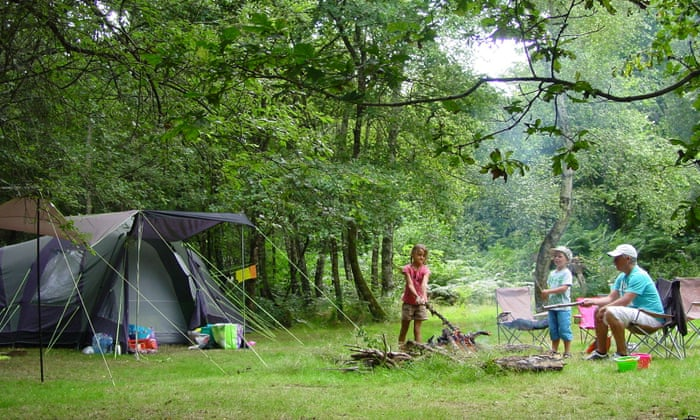 10 of the best country campsites in France | Travel | The