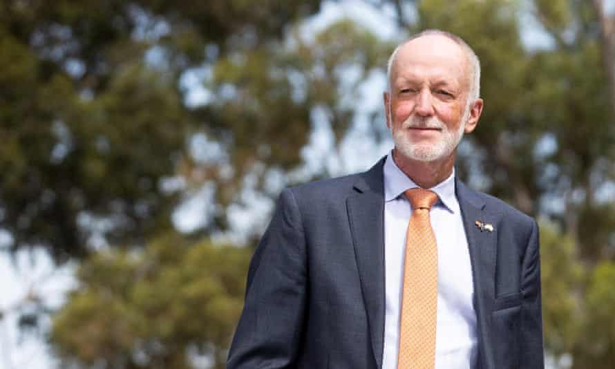 Thomas Fitschen, Germany's ambassador to Australia