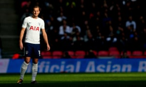 Harry Kane is the complete centre-forward.